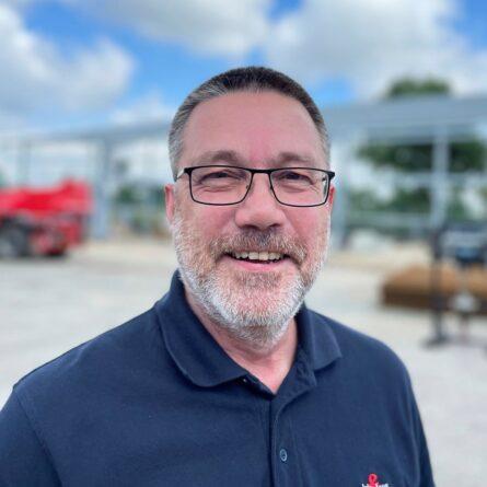Heino Hansen, der Leiter Organisation, ERP und Controlling bei Holm & Laue